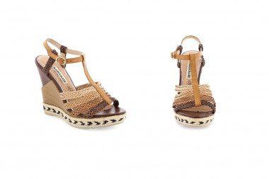 Wedge platform sandal Maria...