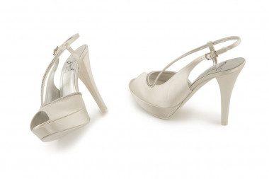 Swarovski high heel jeweled...