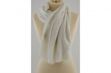 Crinkle effect scarf stole...