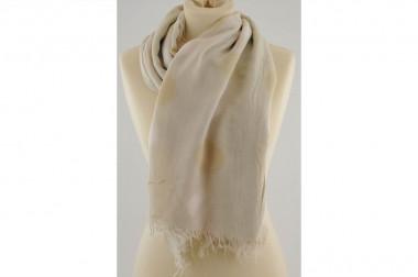 Polka dot viscose scarf 4...