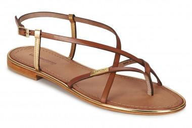 Leather thong sandal Les...