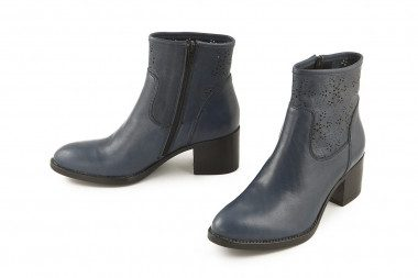 Cut-outs ankle boot 4 Passi