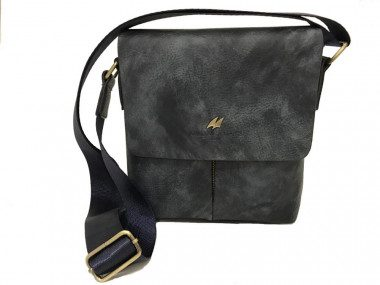 Small unisex shoulder bag...