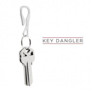 Gancio corto in acciaio Key...