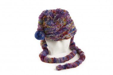 Cappello di pelliccia di coniglio Passigatti