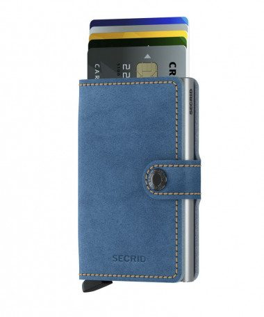 Leather wallet and credit...