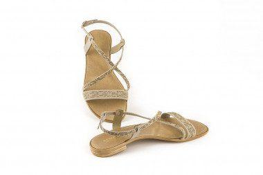 Tiny studs flat sandal Cerutti